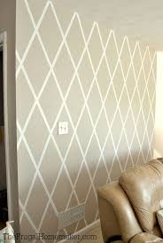 wall paint patterns best 25 painters tape design ideas on pinterest paint patterns