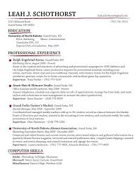 Latex Template Resume Cover Letter For Radio Internship