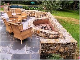 Outdoor Backyard Ideas Backyards Backyard Fire Pit Plans Build Backyard Fire Pit Cheap