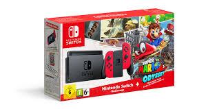 G Stige K Henm El Super Mario Odyssey Nintendo Switch Spiele Nintendo