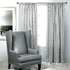 Black And White Blackout Curtains Grey And White Blackout Curtains Codingslime Me