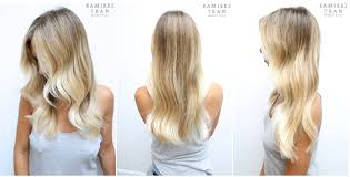 how to fade highlights in hair dark brown hairs all done in one day the salon in la ramirez tran salon