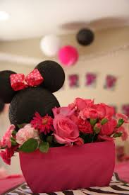 minnie mouse baby shower decorations zone romande decoration