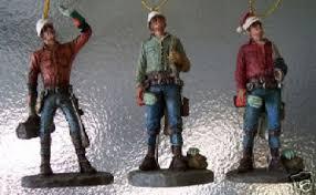 power lineman ornaments set of 3 by garman 40905771