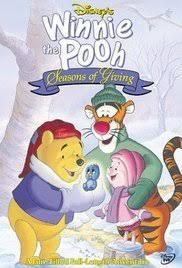 winnie the pooh seasons of giving 1999