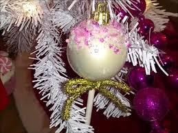 diy cake pop ornaments