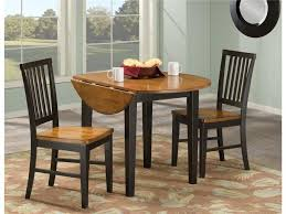 drop leaf table and folding chairs ikea furniture cheerful image of small dining room decoration using fold