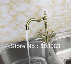 wholesale 2 handle kitchen swivel sink faucet mixer tap vanity