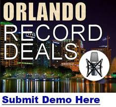 Seeking Orlando Orlando Record Label A R Musicians Wanted Available Singers