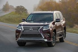 lexus suv gx price 2018 lexus gx 460 luxury redesign and release date 2018 suvs