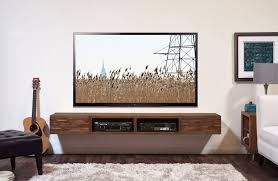 modern wall floating tv stand mid century modern wall mount entertainment