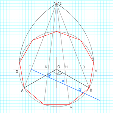 nonagon sketch how to trace the nonagonenneagone
