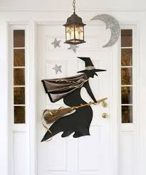 Flying Witch Decoration Witch Flying Into Door Decoration Home Decor 2017
