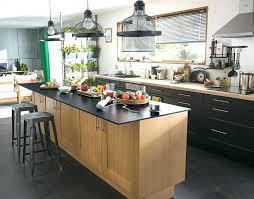 meuble de cuisine noir meuble noir mat meuble cuisine noir une cuisine pour se retrouver