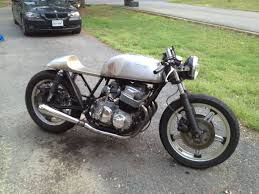 1977 cb750 cafe racer build