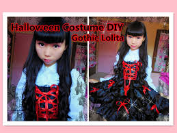 dresses for halloween diy kawaii how to restyle your old clothes to gothic