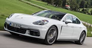 review 2017 porsche panamera wired