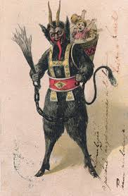 Krampus Costume You U0026 8217 D Better Watch Out Krampus Is Coming To Town