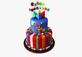 3d cake 3d models birthday cake cgtrader