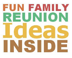123 best family reunion ideas images on family
