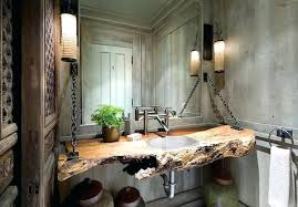 rustic bathroom ideas for small bathrooms rustic bathroom ideas use our rustic bathroom decor ideas to give