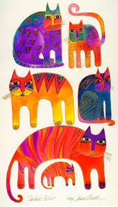 162 best laurel burch images on pinterest laurel burch cat art