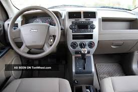 jeep patriot 2010 interior 2008 jeep patriot information and photos zombiedrive