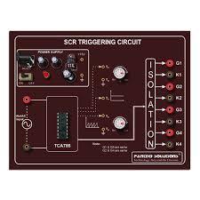 scr triggering circuit