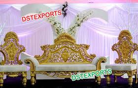 Wedding Stage Chairs Wedding Furniture Exporter From Patiala