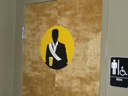 wall murals wallpaper from signarama custom graphics custom wall mural restroom sign