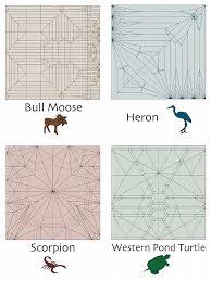 cara membuat instagram renhard beautiful origami crease patterns robert j lang lindsay wildlife