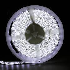 cool white 5050smd 300led waterproof flexible led light strip