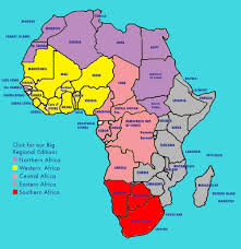 Burundi Africa Map by Click Your Way Around Africa On The Site That Googles 1 For