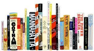 Bookshelves Nyc by Artist Jane Mount 20x200
