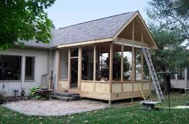 covered porch plans screened porches columbus ohio custom built screen rooms