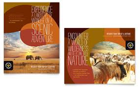 zoo brochure template zoo animal park graphic designs templates