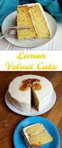 cooking with carlee lemon velvet cake