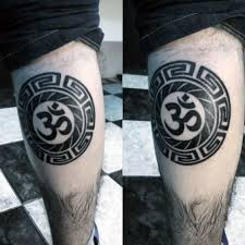 65 modern om tattoo designs and ideas for men and women