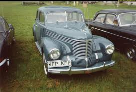 opel kapitan 1960 1950 opel kapitan information and photos momentcar