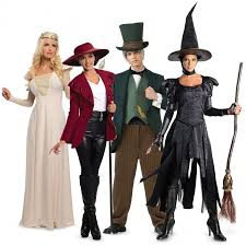 Halloween Costumes Wizard Oz Oz Powerful Group Costume Idea Halloween Costumes
