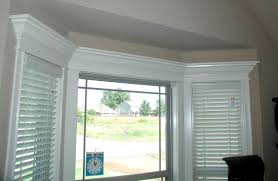 modern window trim