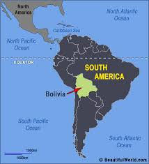 south america map bolivia map of bolivia facts information beautiful world travel guide
