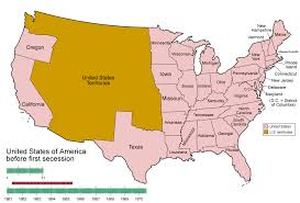 map us states during civil war confederate states of america