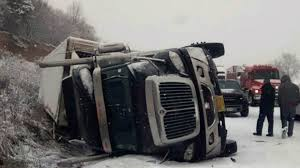 new video shows massive pileup on ontario u0027s highway 401 ctv news