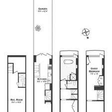 narrow house floor plans narrow house floor plans australia contemporary modern lot cottage