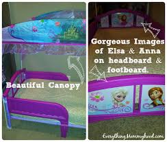 Frozen Canopy Bed Wonderful Frozen Canopy Bed Delta Childrens Frozen Upholstered