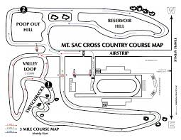 Cerritos College Map Race Times