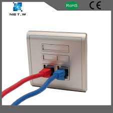 cat5e keystone jack cheap price rj45 cat6 wall jack male utp rj45