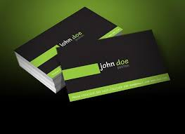 39 best green business cards templates images on pinterest green