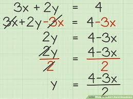how to solve a literal equation step by step tessshebaylo